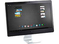 "Meteorit 17""-All-in-One-PC ""ASS-17.quad"" mit 4-Kern-CPU, (refurbished); Android-Netbooks"